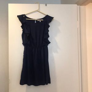 BCBG Navy Dress